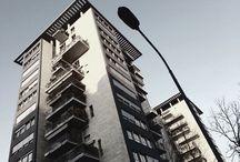 Two Housing Towers, Milan