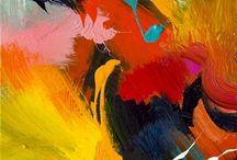 Inspiration Board - Colour