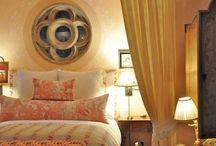 bedrooms / by Bridgette Lydick
