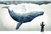 Proyectos que intentar / Ballenas y cosas del mar