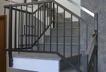 Barandillas Interiores de Hierro / http://www.barandillasprecios.com/barandillas/barandillas-interiores/hierro2013-01-04-09-31-48