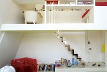 small spaces /  Small Spaces, Small Homes, Living in Small Spaces
