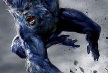 Beast/X-men