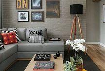 DECORA sala de estar/ TV