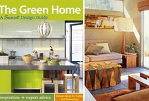 Green Living / Books showcasing ways to conserve energy, protect you and your family's health, and help save the environment.