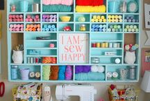 Sewing Room Envy