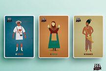 Hi-Ibiza · Postcards Series / Postales de Hi-Ibiza, separadas por series. Hi-Ibiza es un proyecto creado por el diseñador nacido en Ibiza, David Tur. Hi-Ibiza es otro tipo de souvenir, donde cada imagen puede ser una historia.