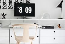 space for work / where the inspiration comes alive