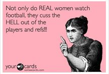 Cause the perfect woman knows her sports