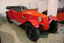 Tatra 12 / Veterán auta