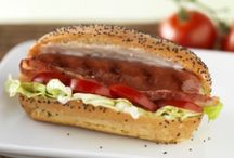 Recipes - Hot Diggity Dogs / by Rachelle Meyer