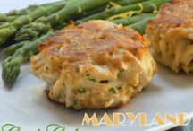 Seafood recipes / by Angie McDaniel
