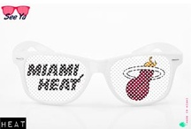 White Hot HEAT Gear / by Miami HEAT