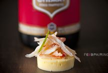 Beer & Cheese / Starting from the flavour profile of each beer Foodpairing create some nice barfood, recipes or even dishes!
