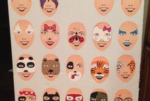 Facepaint / by Amy Pedersen