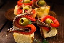 Celebrations - tapas ideas