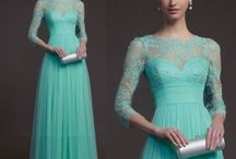 Mariana's wedding dress