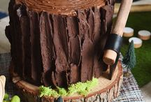 Inspiration - Rustic Cakes