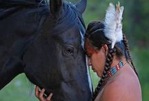 Indians - the natives / by Wenche Asklien