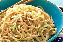 Recipes: Asianish / by Lori Ann