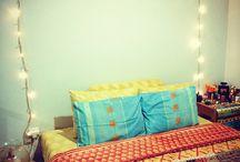 Room Decor / Boho style, gypsy