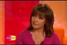 Lorraine Kelly Wardrobe / A selection of dresses and clothes worn by Daybreak and Lorraine TV Presenter Lorraine Kelly