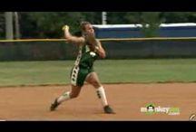 Softball overall