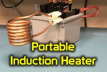 Portable Industion  Heater