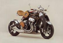 bikes ..cool machines