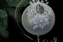 Boże Narodzenie bombki