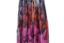 Fashionable dresses