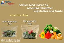 VEGETABLE BAGS / Vegetable Bags:   http://www.pouchdirect.net.au/vegetable-bags.html