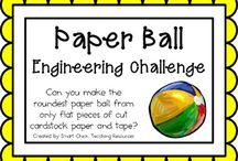 Science construction challenge