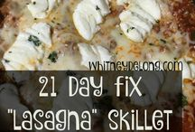 21 Day Fix / Recipies for healthy eating / by KarrieLyne