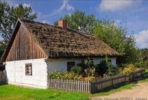 chaty wiejskie