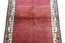 Tapis oriental Oushak / Oriental rug Ushak