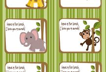 Free labels and printables
