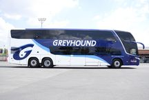 Africa / Greyhound Buses and the Beauty of Africa