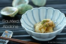 Abalone Recipes / by Steven Beesley