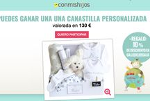Canastillas para bebé gratis / Las mejores #canastillas para #bebés gratis que puedes pedir cuando nace un nuevo bebé. Pídelas todas desde aquí: https://www.concursitis.com/muestras-gratis/canastilla-bebe-gratis