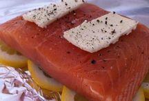 Seafood / Seafood recipes and ideas