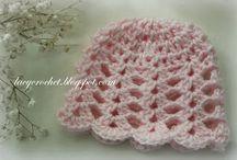 Crochet - Baby Hats