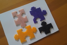 hama beads / by bee happpy