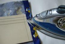 Sewing machine tips /  Standard sewing machine - Serger (Overlocker)