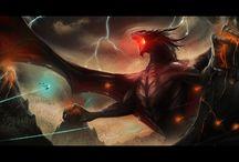 Tolkien / Związane z Ardą stworzoną przez Tolkiena.
