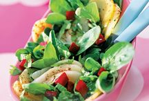 idée salade gourmande !