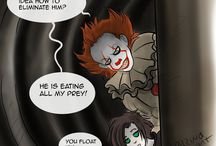 It Pennywise my fan art