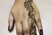 Simple henna ideas