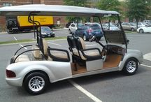 Bentley Limo Golf Cart / This Bentley Limo started it's life as a 2015 Yahama Drive gas golf cart, completely rebuilt by Unique Golf Carts in Urbanna, VA
