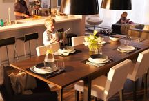 Dashing Dining Areas / by Ruth Thomas